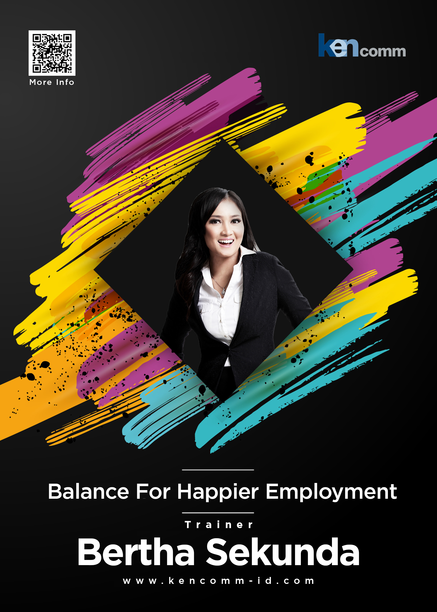 Balance for Happier Employment-Bertha
