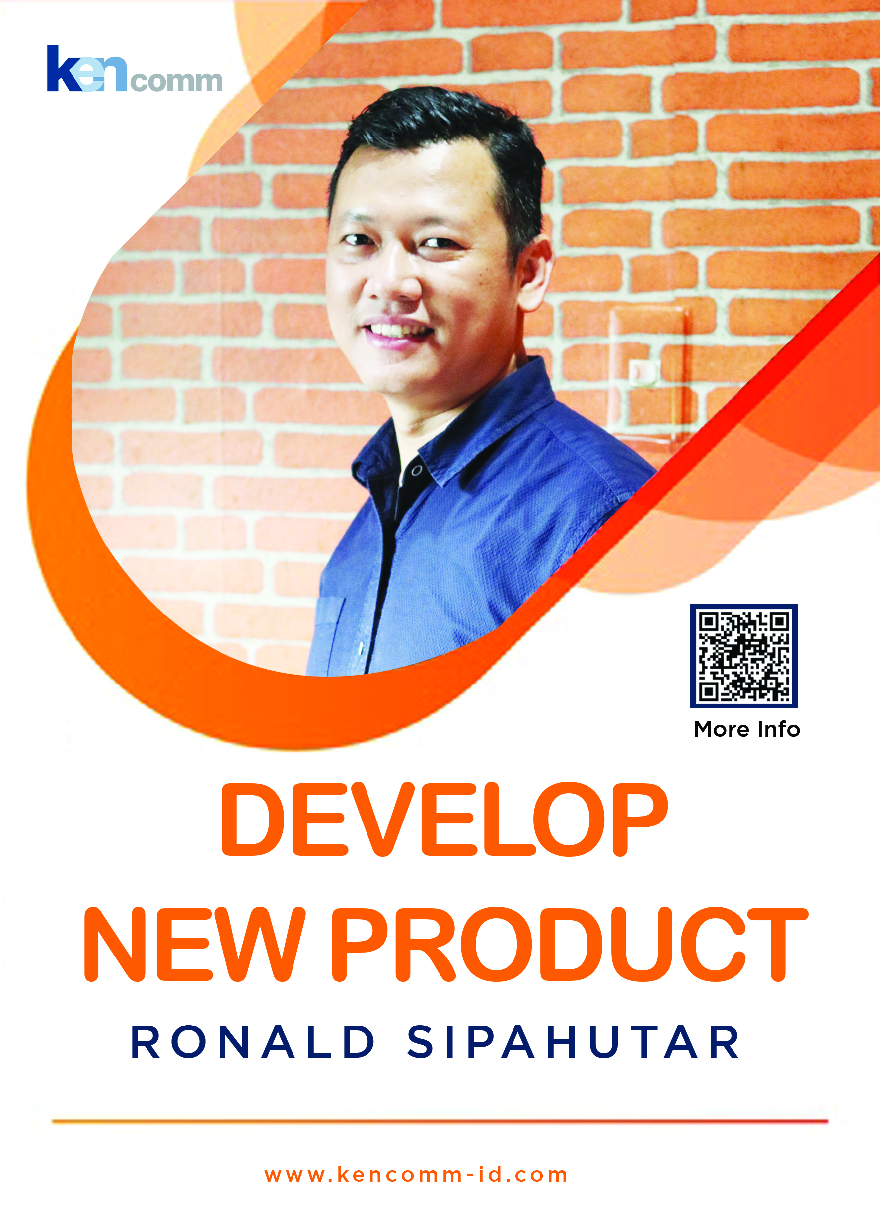 Develop New Product-ko Ronald