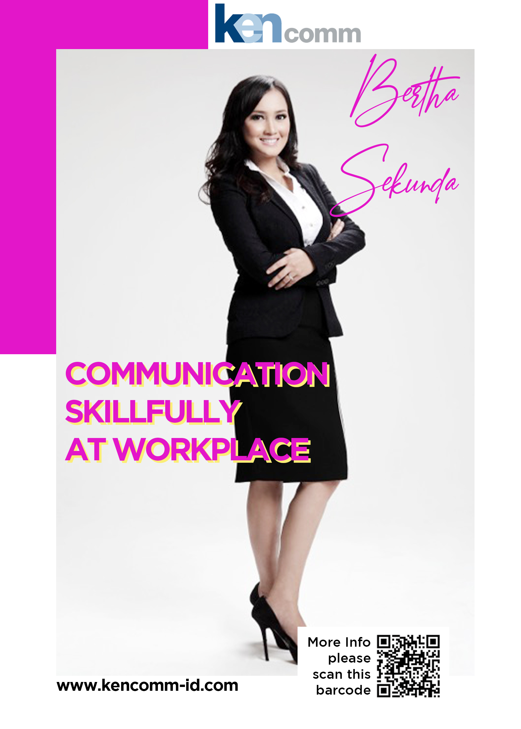 communication skillfully at workplace-Bertha