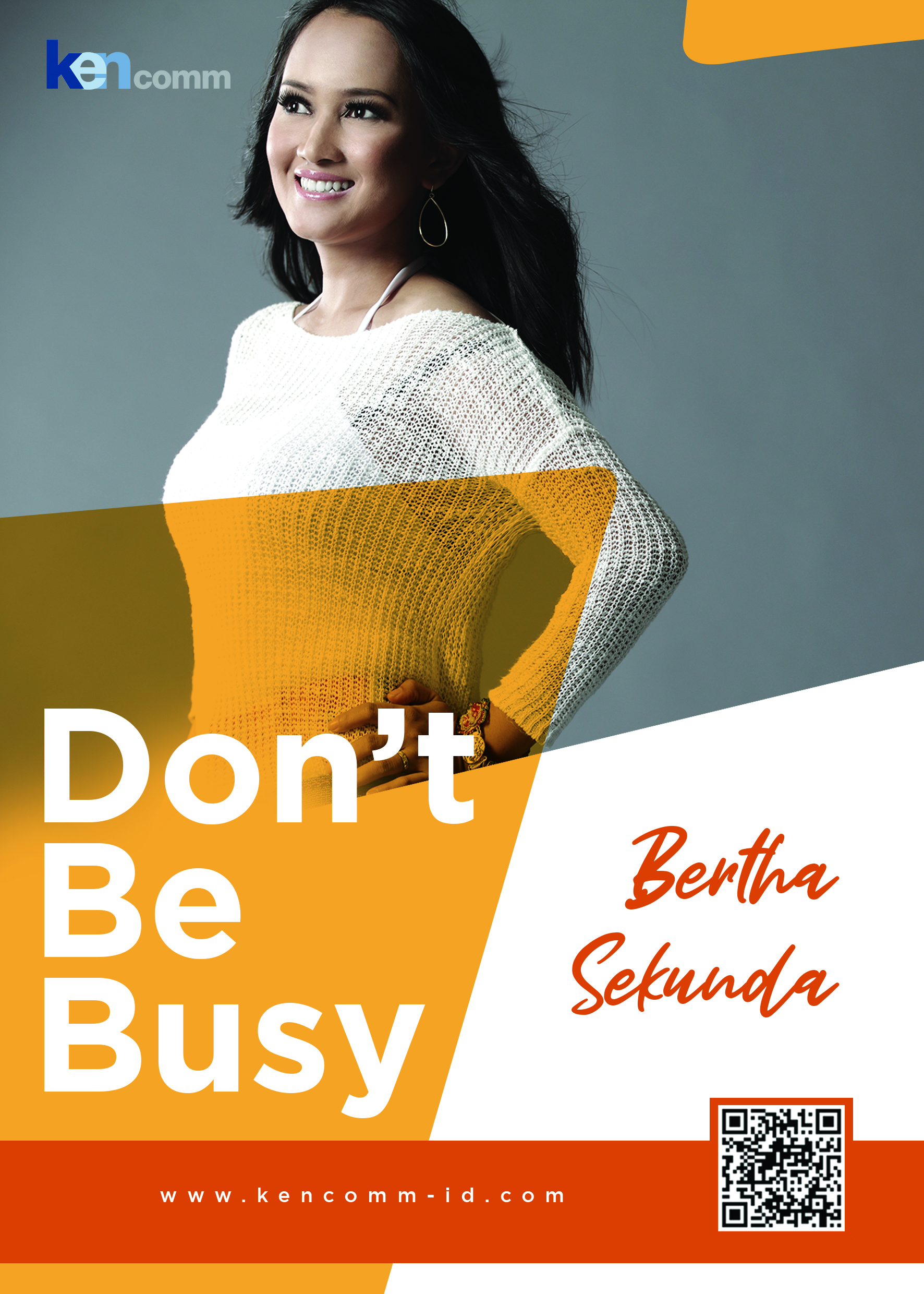 dont be busy-Bertha