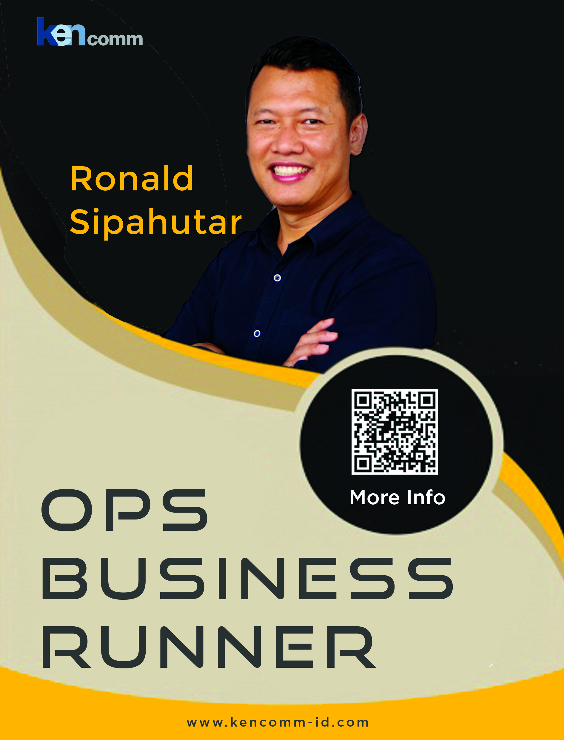 ops business runner-ko Ronald