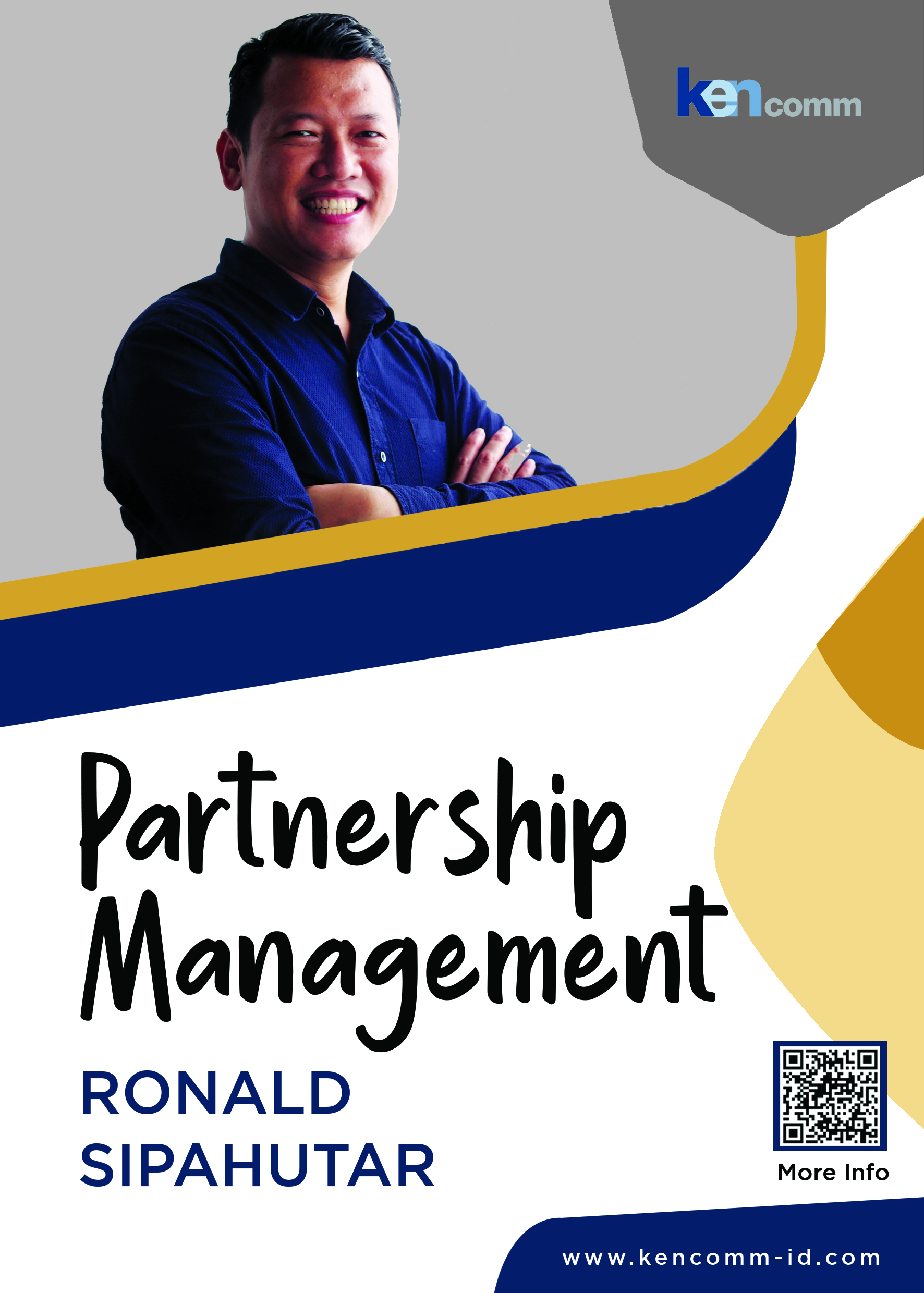 partnership management-Ronald