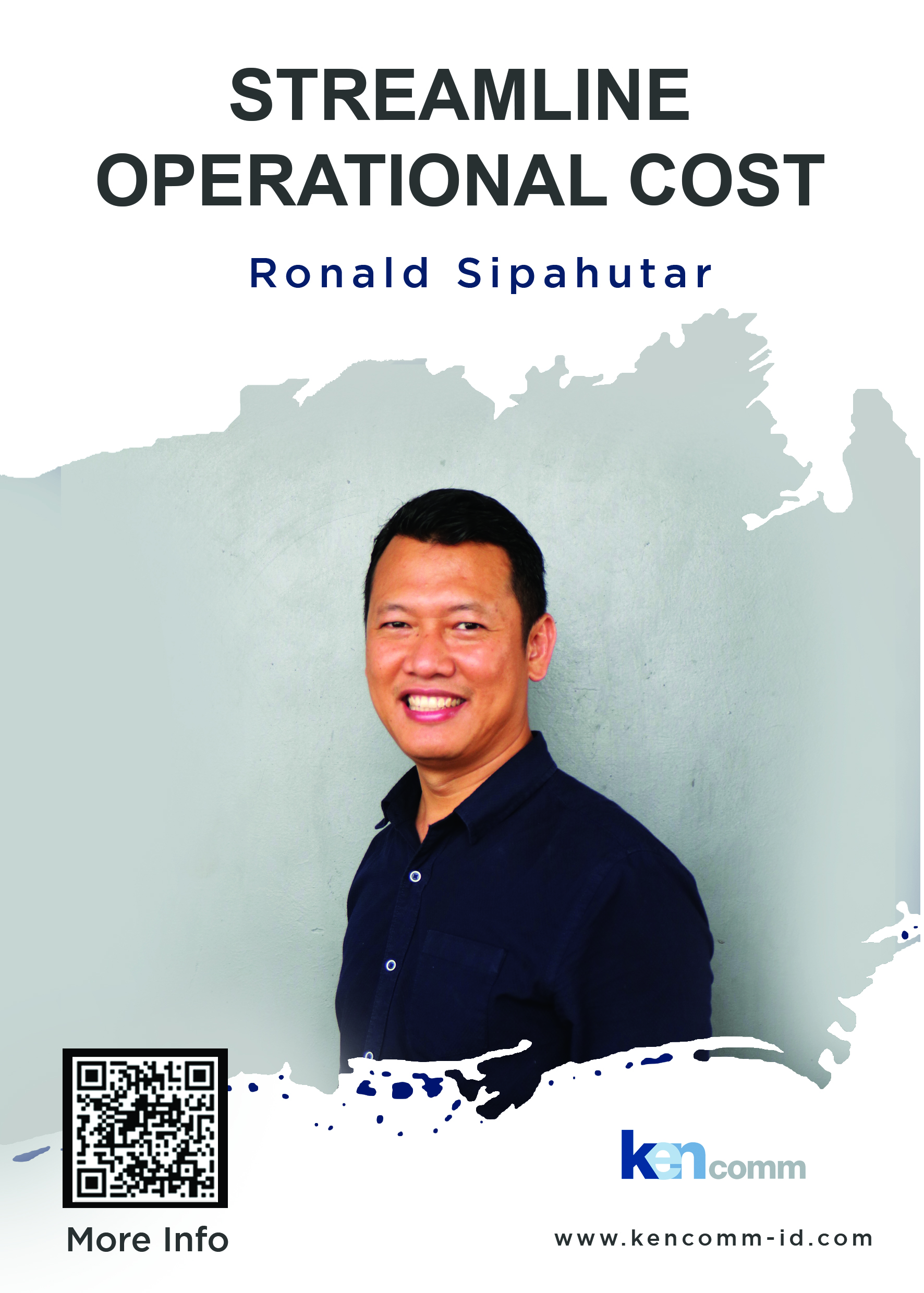 streamline operational cost-Ronald